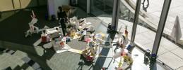 Deutscher Bundestag kostenlose Workshopsr Kinder und Jugendliche Für Kunstfuechse Kunst im Parlament