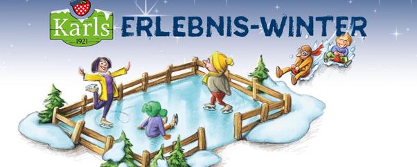 Karls Erlebnis-Dorf Wustermark bei Berlin Erlebnis-Winter