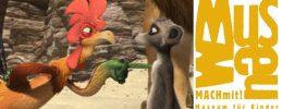 Kino in Berlin: FILM ab! Die Filmreihe vom MACHmit!MUSEUM für Kinder