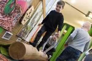 Labyrinth Kindermuseum Berlin – Natürlich heute! Mitmachen für morgen | Eine Umweltausstellung für Kinder