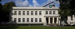 130814-Archenhold - Sternwarte Berlin Treptow - Frontansicht