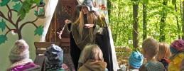 FAMILIENTIPP MUSEUMSDORF DUEPPEL MÄRCHENWELTEN Zauberhaftes aus dem Märchenwald der Slawen