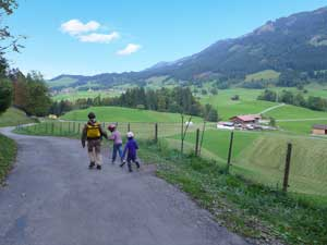 Bergwanderung mit Kindern ytti.de