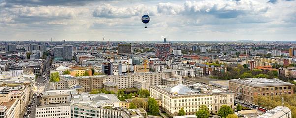 Berlin Welt Ballon