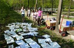 Sommerferienprojekte Berlin mit Jugend im Museum