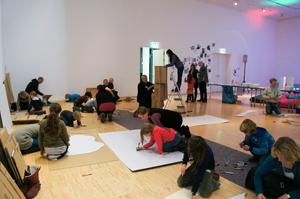 Kreativkurse für Kinder und Jugendliche in Berlin mit Jugend im Museum e.V.