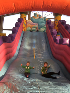 Family Fun Days im Erlebnispark Paaren