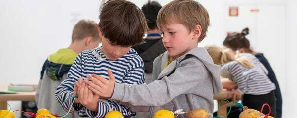 Herbstferien Berlin 2019 - Staatlichen Museen zu Berlin Herbstferienprogramm, Kinderprogramm, Veranstsaltungen und Workshops