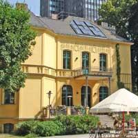 Kindertheater in der Schwartzsche Villa - Zimmertheater  Berlin Steglitz