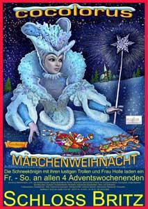Nordische Märchenweihnacht an allen Adventswochenenden