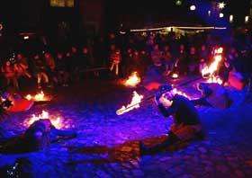 Nordische Märchenweihnacht auf Schloss Britz Berlin an allen 4 Adventswochenenden