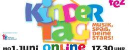 Kindertag in Berlin - FEZ-Kindertagskonzert – zu Hause & trotzdem live dabei und mitmachen!