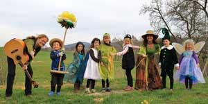 Ende März bis 6. April veranstalten das ATZE Musiktheater und das FEZ-Berlin mit dem Netzwerk kindermusik.de erstmals das Kindermusik-Festival