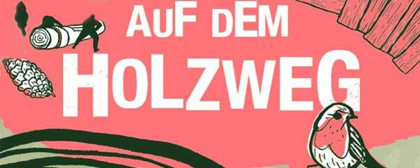 Vernissage der neuen Ausstellung »Auf dem Holzweg« am 28. Mai