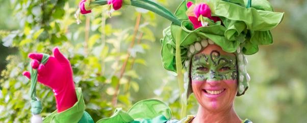 Märchenblütenfest im Jagdschloss Grunewald