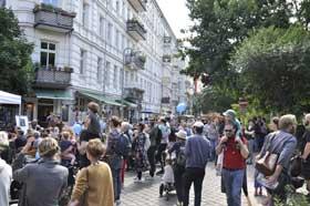6. Berliner Bilderbuchfest am 16. Juni 2019 am Helmholzplatz | EINTRITT FREI!
