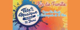 Fête für die Familie - Open-Air Musik im Lindenpark Potsdam am längsten Tag des Jahres am 21.06.2019 | Eintritt frei