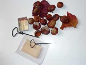 Mit Kastanien basteln – Tipps rund um das Sammeln und Basteln