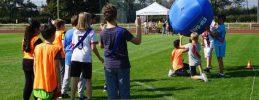 Sportfest zum Tag der Integration im Friedrich-Ludwig-Jahn-Sportpark