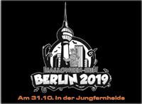 Halloween Run Berlin JUngfernheide