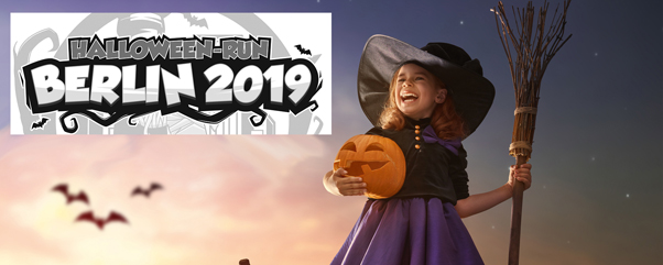 Halloween Run Berlin Jungfernheide Kinder