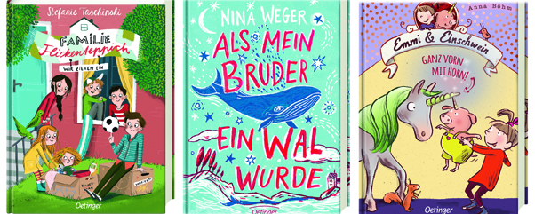Buntes Lesungsprogramm auf der Frankfurter Buchmesse am 18. und 19. Oktober