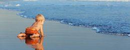 Familienurlaub am Meer - Sommerferien an der Nord- oder Ostsee mit Kindern