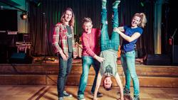Die Astrid-Lindgren-Bühne präsentiert Openair-Sommertheater und -konzerte für die ganze Familie im FEZ-Berlin