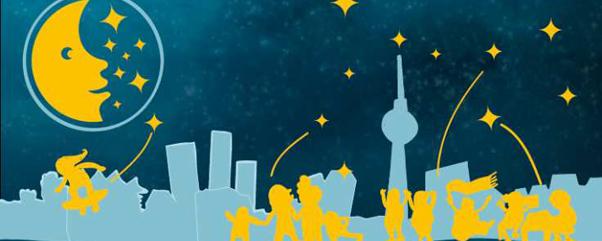 FAMILIENNACHT - 10 Jahre Räume und Ideen für Familien am 26. September 2020   Motto: Die Nacht gehört uns