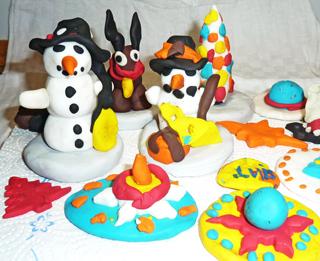Basteln Weihnachten Schneemann Schneekugel basteln