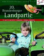 Brandenburger Landpartie im Camargue-Pferdehof in Wesendahl