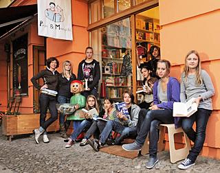 Buchhandlung Berlin Prior Mumpitz