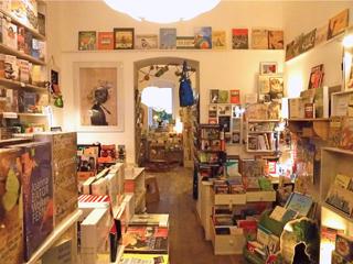 Buchhandling Berlin Prior und Mumpitz