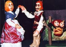Puppentheater und Kindertheater in Berlin