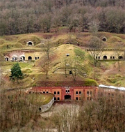 Naturführung für Familien im Fort Hahneberg in Berlin Spandau