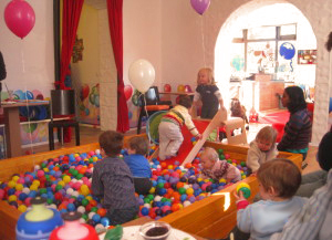 Kindercafe Berlin Cafe Ballon