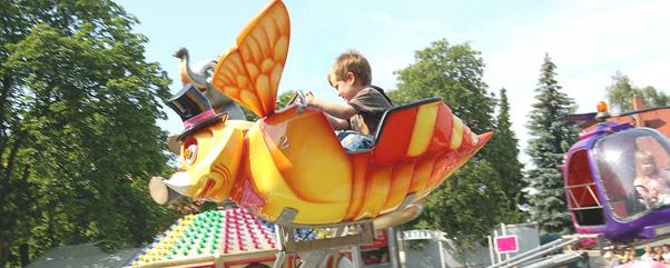 Kinderfest-Volksfest-Staaken-Berlin-Flug