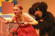 Puppentheater und Kindertheater in Berlin