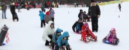 Maerkischer Wintersporttag-Rodelhang