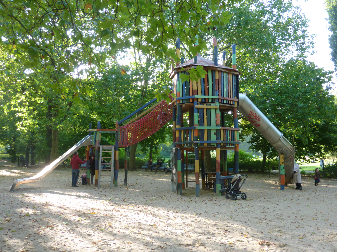 rias spielplatz im volkspark wilmersdorf kufsteiner strasse ytti. Black Bedroom Furniture Sets. Home Design Ideas