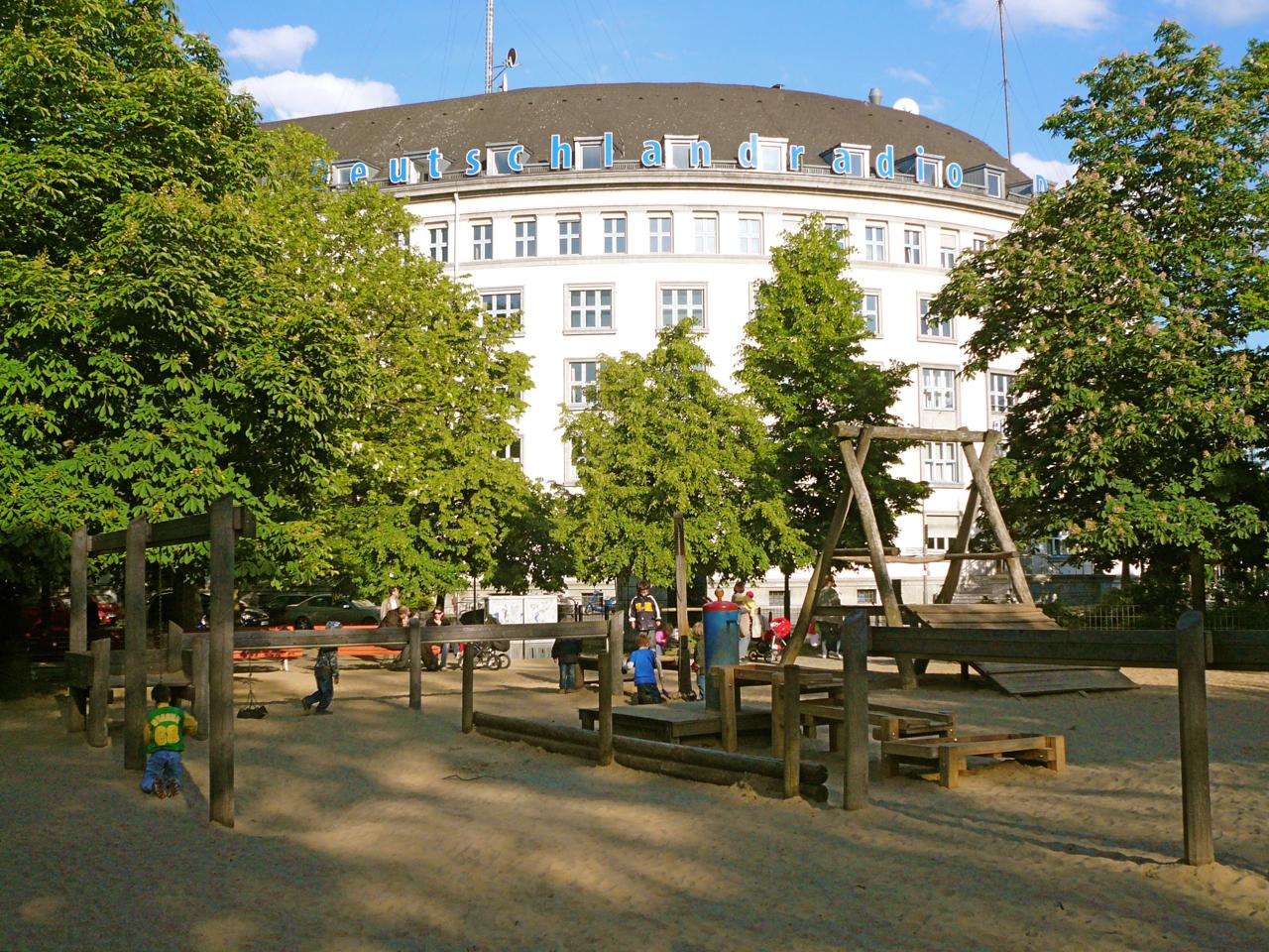 Der Volkspark Wilmersdorf In Berlin Wilmersdorf F R