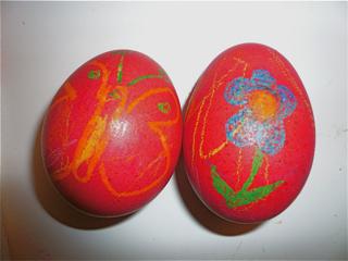 Ostereier Dekorieren Bemalen Bekleben Verzieren Farben Ytti