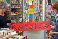 Holzspielzeug im Spielzeugladen Katalka Berlin Prenzlauer Berg