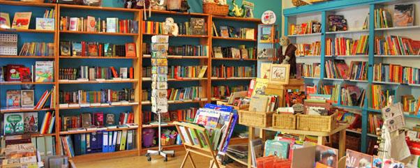 Kinderbücher in Berlin: Kinderbuchläden - eine Übersicht © ytti.