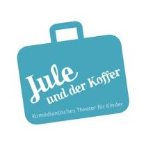 """Der kleine Angsthase – gespielt von """"Jule und der Koffer"""" im Kindercafé AMITOLA in Berlin Friedrichshain"""