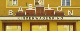 Kino in Berlin - Kinderwagenkino im Babylon
