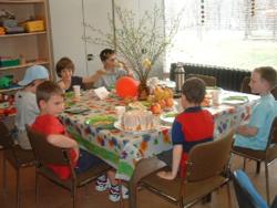 kindergeburtstag feiern in berlin im lern und. Black Bedroom Furniture Sets. Home Design Ideas