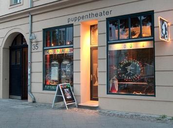 Puppentheater Und Kindertheater In Berlin Eine übersicht Ytti